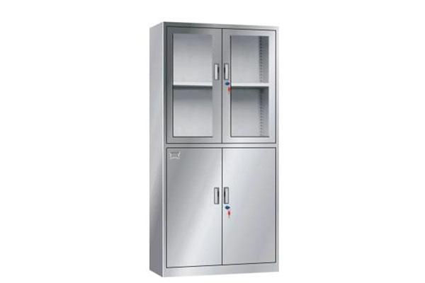 不锈钢等体器械柜