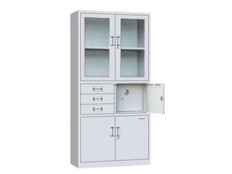 厂家定制钢制文件柜的不同模式