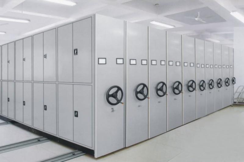 档案密集架管理系统及温湿度功能
